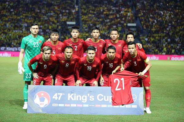 Đội tuyển Việt Nam vươn lên vị trí 96 trên bảng xếp hạng FIFA - Hình 1