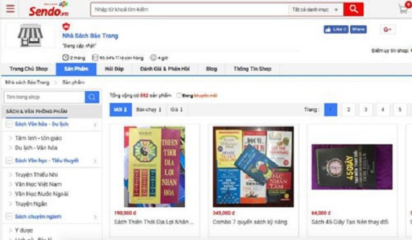 Shopee, Sendo, Lazada công khai bán sách giả tràn lan trên thị trường - Hình 2