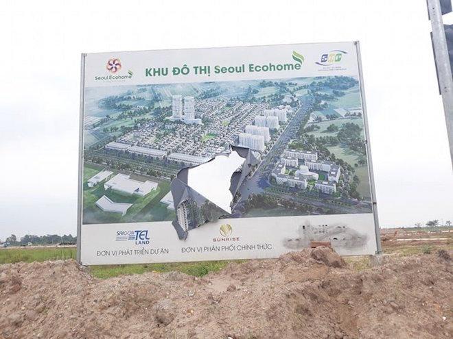 Dự án Tràng Duệ - Seoul Ecohome (Hải Phòng): Chưa đủ điều kiện pháp lý, vẫn rao bán rầm rộ? - Hình 1