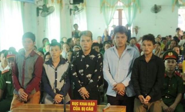 Nghệ An: Bắn chết 2 cá thể voọc xám quý hiếm, 5 đối tượng lĩnh gần 14 năm tù - Hình 1