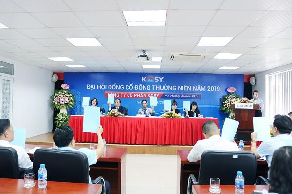 Đại hội cổ đông Kosy: Chốt doanh thu năm 2019 đạt 1.500 tỷ đồng - Hình 5