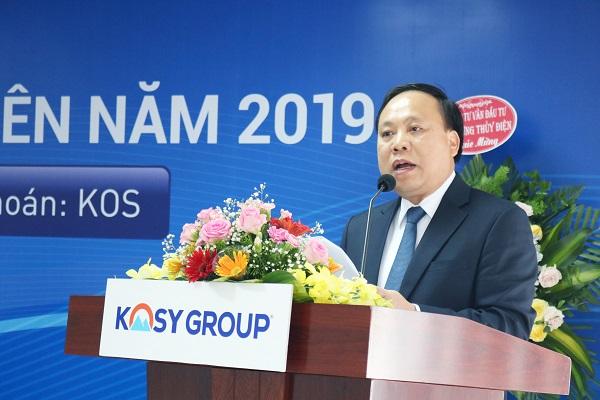 Đại hội cổ đông Kosy: Chốt doanh thu năm 2019 đạt 1.500 tỷ đồng - Hình 4