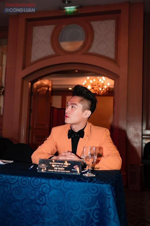 Ca sĩ Du Thiên: Tôi thấy bản thân mình càng bản lĩnh hơn sau những sóng gió cuộc đời - Hình 3