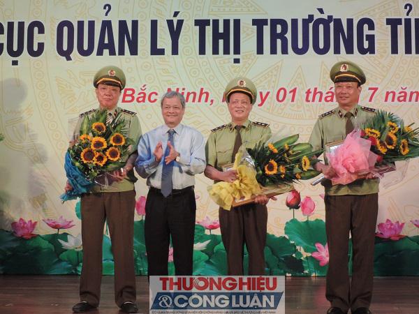 Ra mắt Cục Quản lý thị trường Bắc Ninh - Hình 3