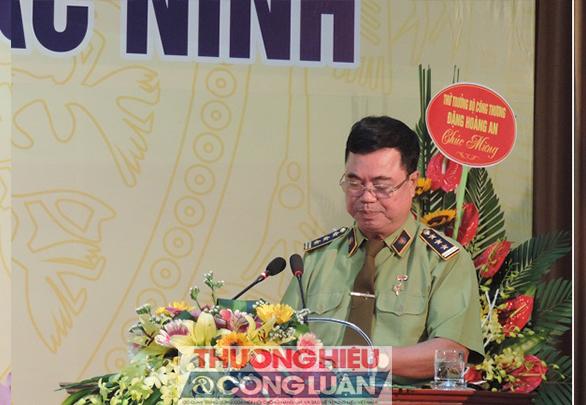 Ra mắt Cục Quản lý thị trường Bắc Ninh - Hình 2
