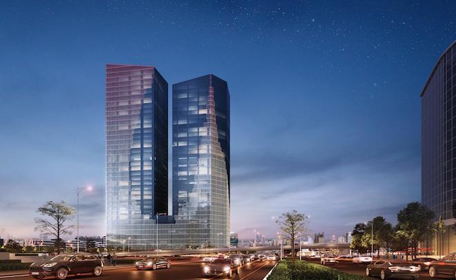 Savills Việt Nam được bổ nhiệm là đơn vị tư vấn cho thuê và tiếp thị chính của DA Capital Place - Hình 1