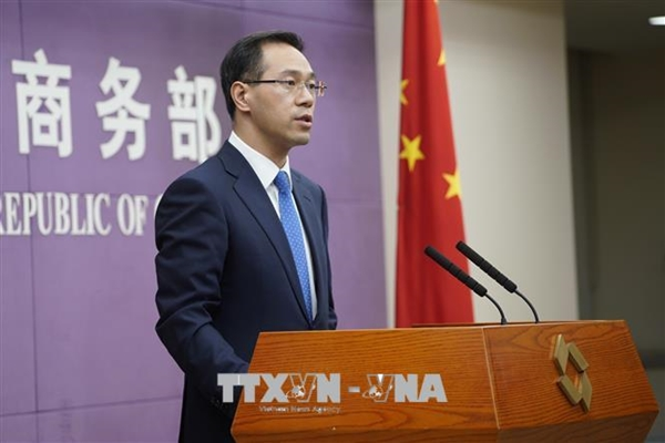 Trung Quốc hy vọng Mỹ sớm dỡ bỏ trừng phạt đối với Huawei - Hình 1