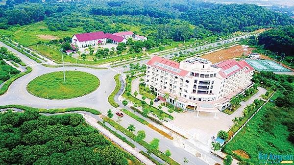 Điều chỉnh quy hoạch chi tiết Đại học Quốc gia Hà Nội tại Hoà Lạc - Hình 1