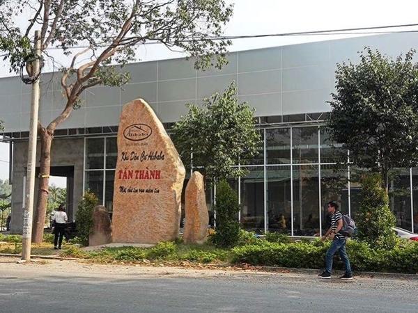 Thêm một dự án của Công ty địa ốc Alibaba bị cưỡng chế - Hình 1