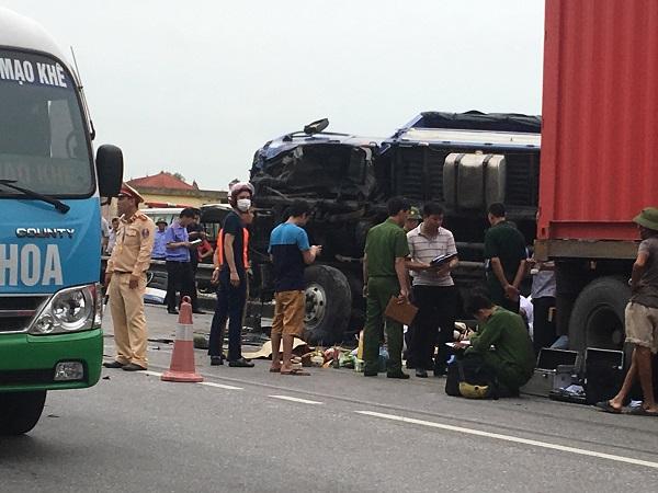 Thủ tướng chỉ đạo xử lý vụ tai nạn kinh hoàng tại Hải Dương - Hình 1