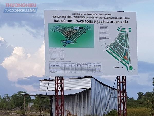 Phú Quốc (Kiên Giang): Vì sao chưa thu hồi dự án Khu du lịch phức hợp Minh Thành Khang? - Hình 3
