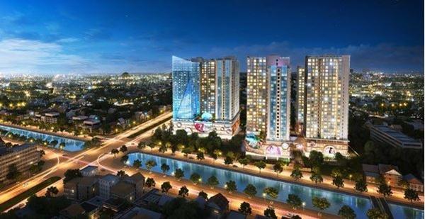 Hinode City: Kiến trúc không gian vượt trội, biểu tượng thịnh vượng vượt thời gian - Hình 1