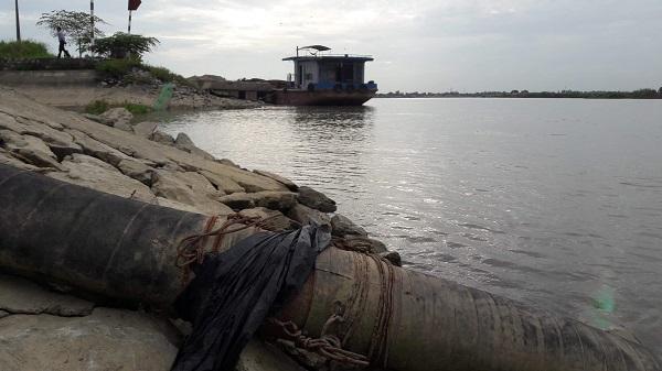 Hải Dương: Nguồn nước đầu vào cho nhà máy nước sạch nguy cơ bị ô nhiễm - Hình 1