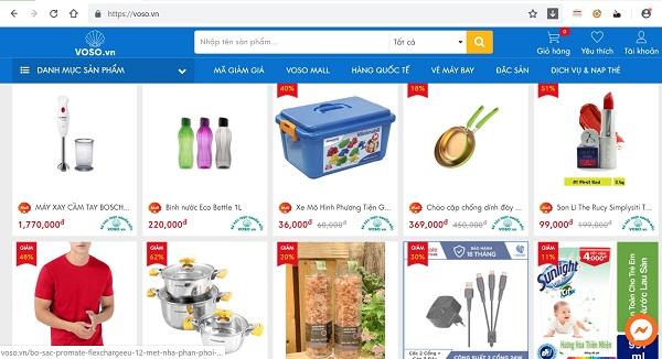 Sàn thương mại điện tử mới của Viettel: Cách đi mới để vượt qua sàn cũ? - Hình 1