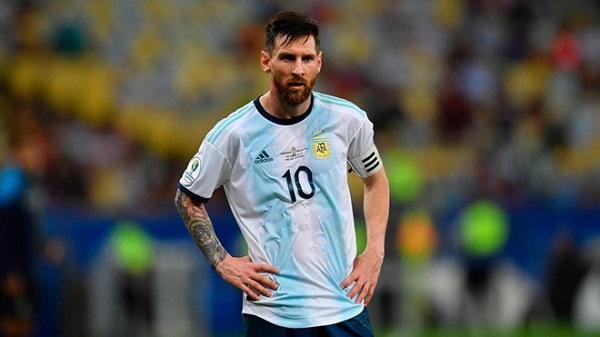 Lionel Messi bị 'treo giò' 3 tháng vì vạ miệng - Hình 1