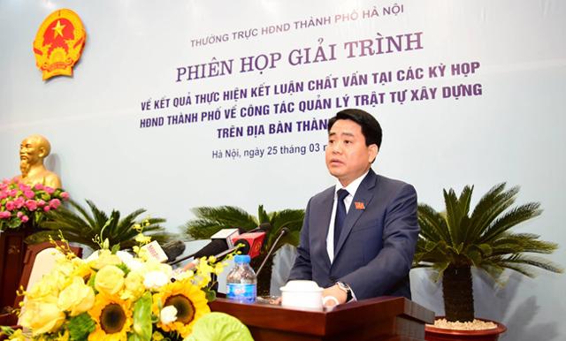 Cầu Giấy (Hà Nội): Tình trạng vi phạm TTXD lại tái diễn tại địa bàn phường Yên Hòa - Hình 1
