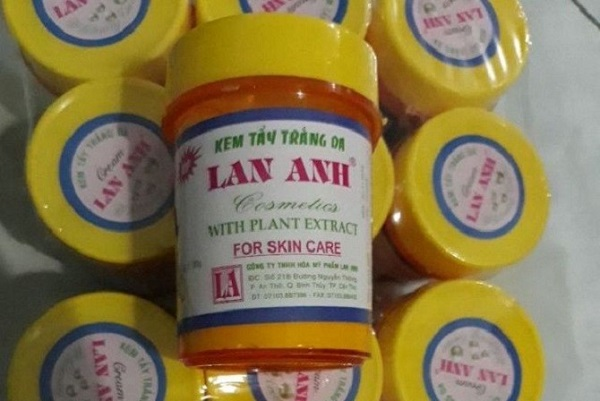 Sở Y tế Hà Nội: Đình chỉ lưu hành và thu hồi 6 loại mỹ phẩm không đảm bảo chất lượng - Hình 1
