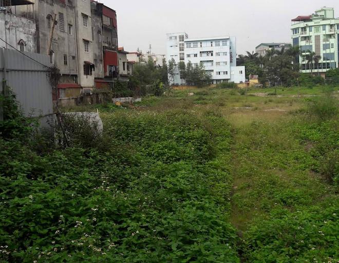 Góp vốn dự án khu nhà ở Binh đoàn 12, sau 10 năm vẫn là bãi đất trống - Hình 2