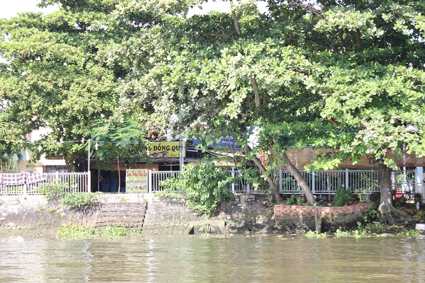 Những dòng sông đang bị bức hại: Bài 2: Tràn lan những công trình lấn sông ở Bình Thạnh - Hình 5