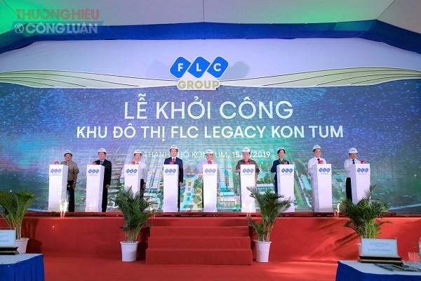 Tập đoàn FLC khởi động dự án đô thị cao cấp đầu tiên tại Tây Nguyên - Hình 1