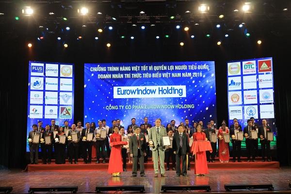 Eurowindow Holding - Thương hiệu của các dự án BĐS đẳng cấp - Hình 1