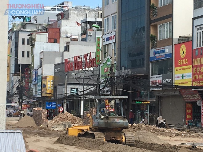 Dự án Trung tâm thương mại dịch vụ Cửu Long tại 201 Trường Chinh...  thành kinh doanh nhà hàng? - Hình 2