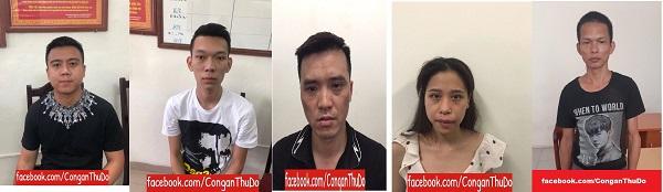 Hà Nội: Bắt giữ đối tượng tàng trữ trái phép chất ma túy tại quán Hey Club - Hình 1