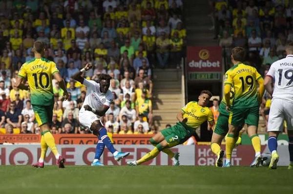 Đánh bại Norwich, HLV Lampard có chiến thắng đầu tay trên cương vị thuyền trưởng Chelsea - Hình 1