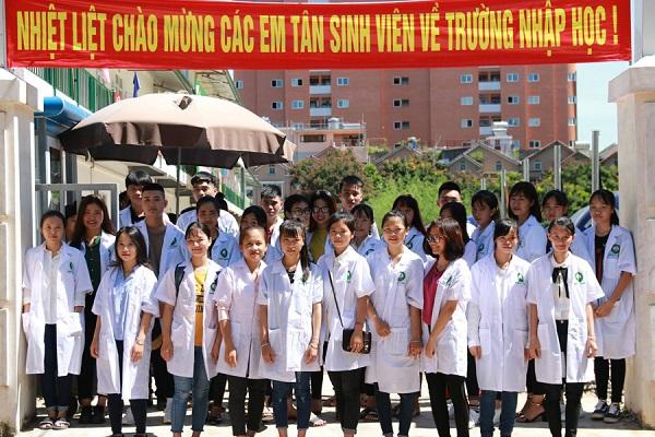 Hiện tại, trường có 06 văn phòng tuyển sinh tại Thái Nguyên, Hà Nội, TP. Hồ Chí Minh, và Đắk Lắk