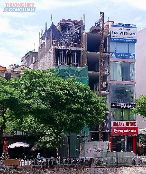 Công trình số 416, 417 đường Nguyễn Khang