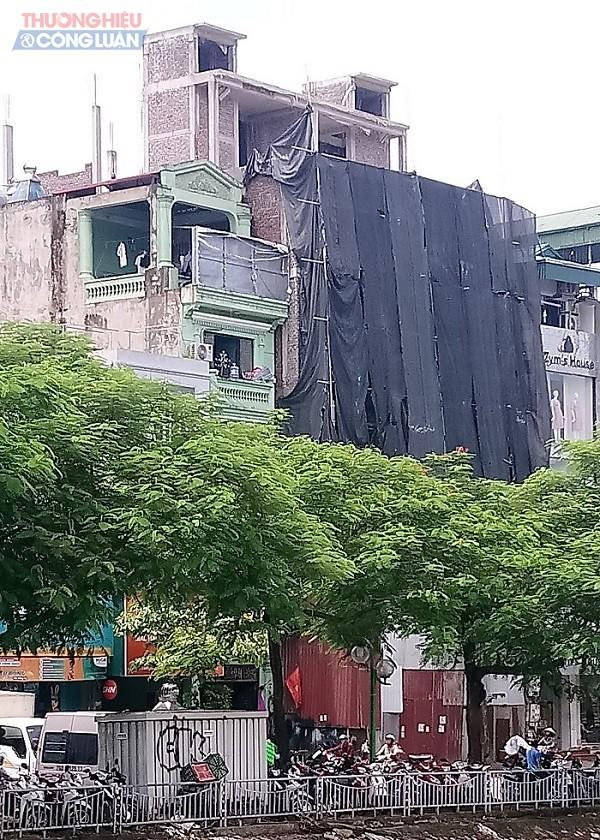 Công trình số 401 đường Nguyễn Khang