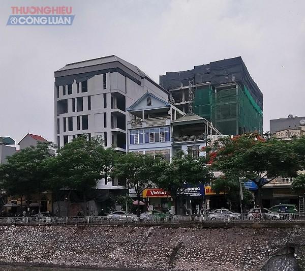 Hai công trình số 367 và 369 đường Nguyễn Khang