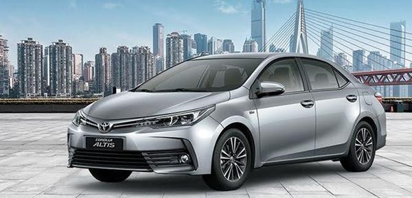 Toyota Corolla Altis giảm 40 triệu đồng