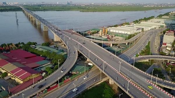 Sắp khởi công xây dựng cầu Vĩnh Tuy mới