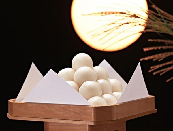 Ở Nhật Tết Trung thu là dịp mà những người con xa xứ trở về, cùng nhau liên hoan và làm những món ăn truyền thống