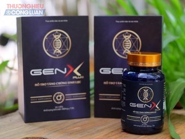 Gen X Plus –Sản phẩm hỗ trợ sinh lý dành cho nam giới