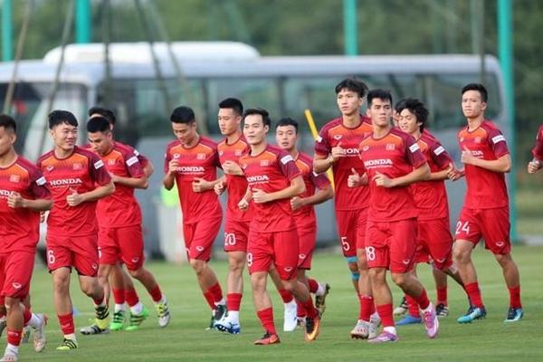 ĐT Việt Nam sẽ có nhiều thời gian chuẩn bị cho 2 trận gặp Malaysia và Indonesia tại vòng loại World Cup 2022