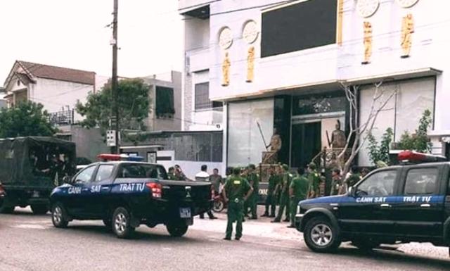 lực lượng chức