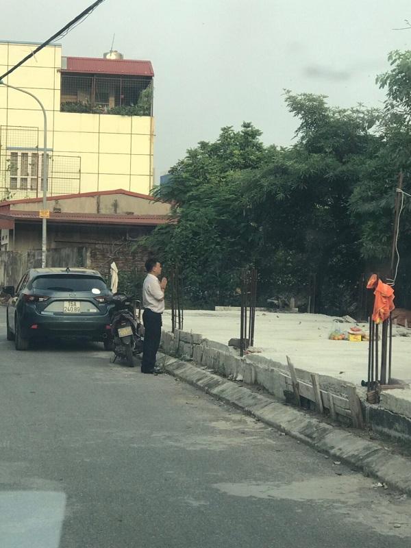 Thửa đất của ông Vũ Quang Huy đã được cấp bìa