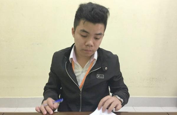 Nguyễn Thái Lực tại cơ quan điều tra