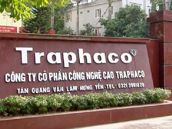 Kê khai sai, sử dụng chứng từ thuế bất hợp pháp... Công ty Cổ phần Traphaco vừa bị ngành thuế Hà Nội xử phạt, truy thu số tiền 922 triệu đồng