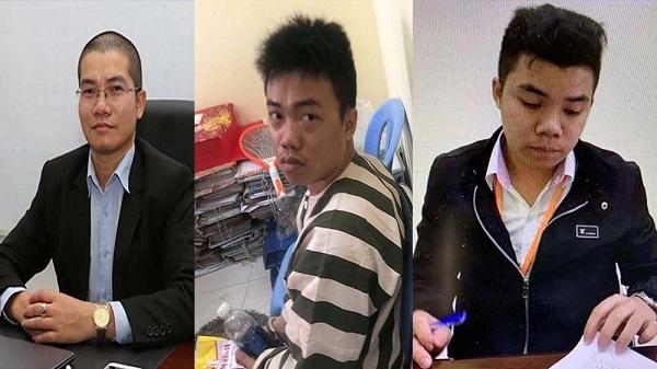 3 anh em nhà Nguyễn Thái Luyện