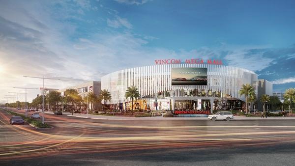 Vincom Mega Mall Smart City dự kiến sẽ tận dụng được tối đa lợi thế với cơ sở hạ tầng và lượng khách hàng có sẵn tại khu vực đã phát triển phía tây Hà Nội