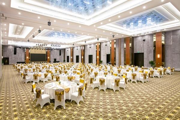 Vinpearl Convention Center Phú Quốc sở hữu hệ thống phòng họp hiện đại là địa điểm tổ chức những sự kiện tầm cỡ châu lục và quốc tế