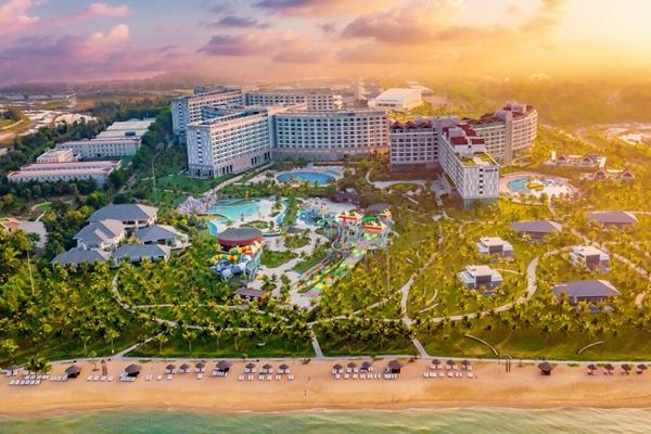 VinOasis, cơ sở nghỉ dưỡng mới nhất tại Quần thể Vinpearl Phú Quốc