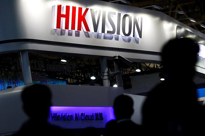 Trong số các công ty Trung Quốc bị Mỹ trừng phạt lần này có Hikvision, nhà sản xuất thiết bị giám sát video lớn nhất thế giới
