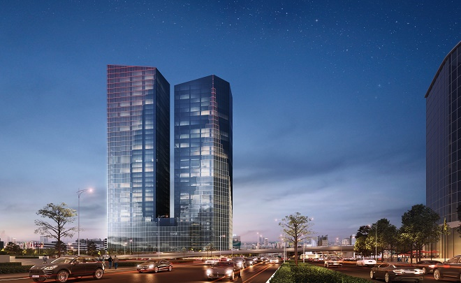 tình trạng khan văn phòng cao cấp tại Hà Nội sẽ giảm trong thời gian tới với sự ra đời của các dự án mới.