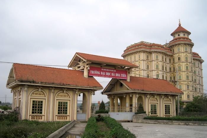 Theo Cục Thuế tỉnh Hà Nam, kể từ khi thành lập Trường Đại học Hà Hoa Tiên chưa thực hiện nộp tiền thuê đất với ngân sách Nhà nước.