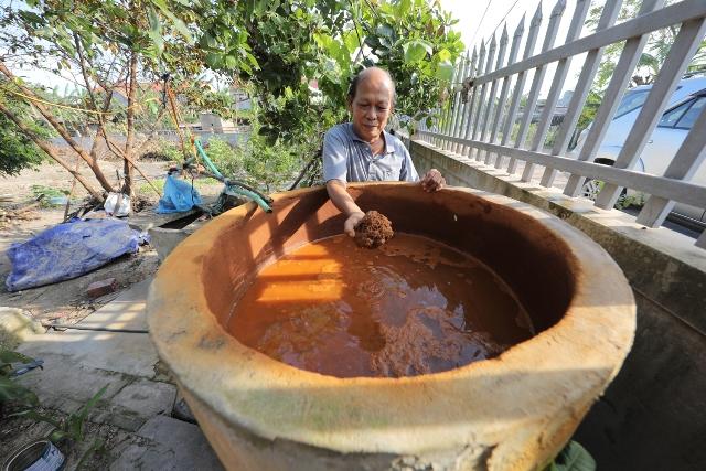 Tình trạng nước không đảm bảo chất lượng tại Quảng Kim (Quảng Bình)