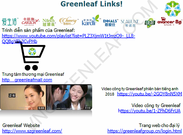 Hệ thống greenleafgroup.cn
